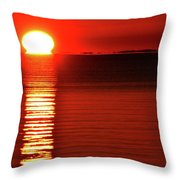 Our Star Rising Two  Throw Pillow