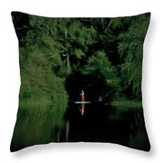 Out Of The Darkness 04 Throw Pillow
