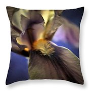Out Of The Darkness Throw Pillow