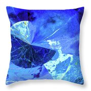 Out Of This World Abstract Throw Pillow