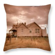 Outback Farmhouse Throw Pillow