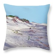Outer Banks 2 Throw Pillow
