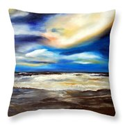 Outer Banks Nc Throw Pillow