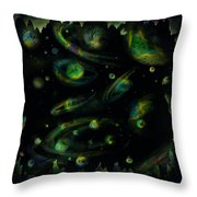 Outer Space Dreams Throw Pillow