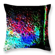 Outflow Throw Pillow