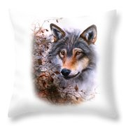 Outlawed Tee Throw Pillow