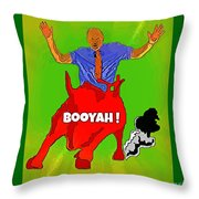 Outlook Good Throw Pillow