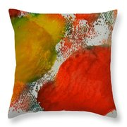Outside The Lines Throw Pillow