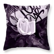 Outstanding Lover Throw Pillow