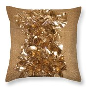 Outstanding Roses Throw Pillow