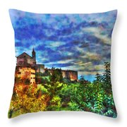 Overlook 2 Throw Pillow