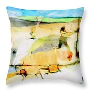 Overlook Throw Pillow