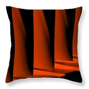 Overview Throw Pillow