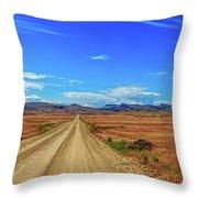 Owhyee Desert Throw Pillow