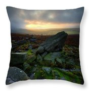 Owler Tor 11.0 Throw Pillow
