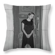 Remembering What Was Throw Pillow