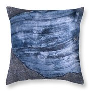 Oyster Shell Throw Pillow