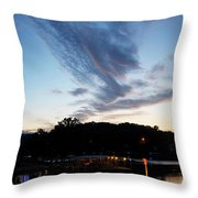 Ozark Sunrise 6 Throw Pillow