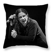 Ozzy Throw Pillow