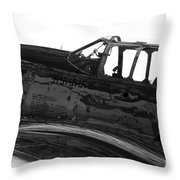 P 51 C Throw Pillow