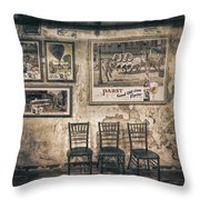 Pabst Good Old Time Flavor Throw Pillow