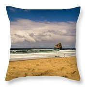 Pacific City Throw Pillow