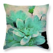 Pacific Cool Throw Pillow