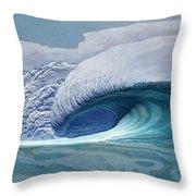 Pacific Dream Throw Pillow