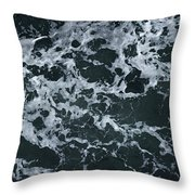 Pacific Waters Throw Pillow