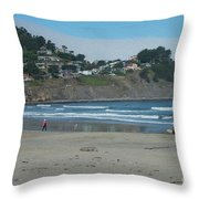 Pacifica California Throw Pillow