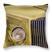 Packard Class Throw Pillow