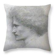 Paderewski Throw Pillow