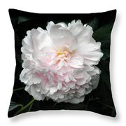 Paeon Throw Pillow