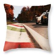 Pagani Huayra - Monza 2 Throw Pillow