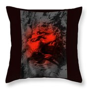 Pahoehoe Lava Throw Pillow