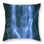 Paihi Falls Throw Pillow