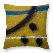 Paint #589 Throw Pillow