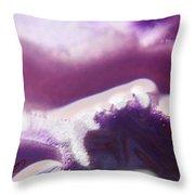 Paint Blend #4 Throw Pillow