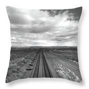 Painted Desert 5 Throw Pillow