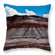 Painted Desert #5 Throw Pillow