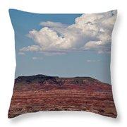 Painted Desert #8 Throw Pillow