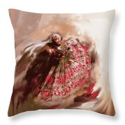 Painting 792 1 Attan Throw Pillow