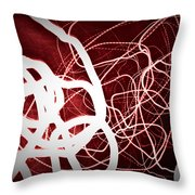 Painting With Light 1 Throw Pillow
