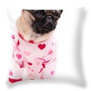 Pajama Party Throw Pillow