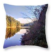 Pakim Pond Throw Pillow