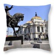 Palace Of Fine Arts 2 Throw Pillow