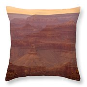 Palace Of The Generous Chieftain Throw Pillow
