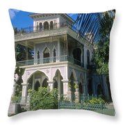 Palacio De Valle Throw Pillow