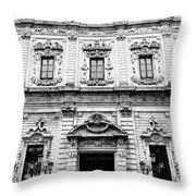Palazzo Dei Celestini Throw Pillow