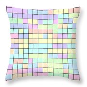 Pale.33 Throw Pillow